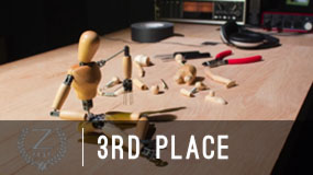 Percipient - 3rd Place
