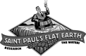 Saint Paul's Flat Earth Brewing Logo
